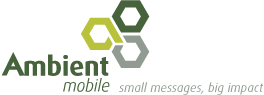 Ambient Mobile Logo